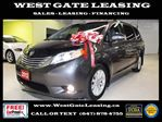 2013 Toyota Sienna XLE LIMITED  AWD  NAVIGATION  DVD  in Vaughan, Ontario