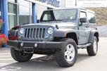 2014 Jeep Wrangler Wrangler Sport | Freedom Roof | Manual Transmission | Trailering Package } Dual Exhaust | BF Goodrich Tires in Kamloops, British Columbia