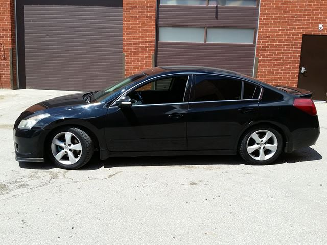 2007 nissan altima 3 5se vaughan ontario car for sale. Black Bedroom Furniture Sets. Home Design Ideas