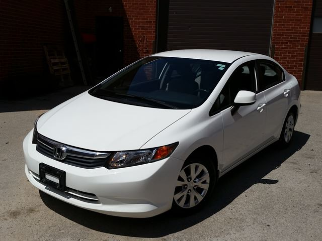 2012 honda civic lx white for 9900 in vaughan for Concord honda service coupons