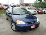 2003 Honda Civic SI Coup Only 112km Accident Free Sunroof  in Cambridge, Ontario