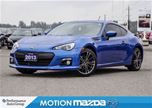 2013 Subaru BRZ Sport-tech PKG Leather Navi in Orangeville, Ontario