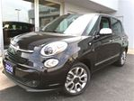 2015 Fiat 500L Lounge LEATHER SUNROOF in Simcoe, Ontario