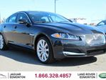 2015 Jaguar XF 3.0 AWD Luxury - CPO 6yr/160000kms manufacturer warranty included until November 29, 2021! CPO rates starting at 1.9%! LOCALLY OWNED AND SERVICED | EXECUTIVE DEMO MODEL | 3M PROTECTION APPLIED | MERIDIAN SURROUND SOUND SYSTEM | HEATED/COOLED SEATS |  in Edmonton, Alberta