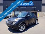 2012 Nissan Juke SL AWD w/ 33,000KM! NAVIGATION! LEATHER! SUNROOF! HEATED SEATS! POWER PACKAGE! in Guelph, Ontario