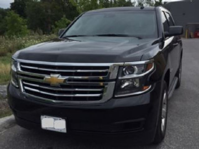 2016 chevrolet tahoe lt mississauga ontario car for. Black Bedroom Furniture Sets. Home Design Ideas