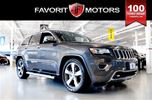 2014 Jeep Grand Cherokee Overland 4X4 FLEX FUEL   *NAVI*   BACK-UP CAMERA in Toronto, Ontario