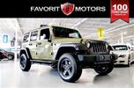 2013 Jeep Wrangler Unlimited Sport 4WD   MANUAL   HARD TOP CONVERTIBLE in Toronto, Ontario