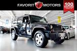 2009 Jeep Wrangler Unlimited Sahara TRAIL RATED 4X4   HARD TOP in Toronto, Ontario