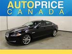 2014 Jaguar XF 2.0L NAVIGATION MOONROOF LEATHER in Mississauga, Ontario