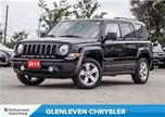 2014 Jeep Patriot North, Sunroof, Clean Carproof, Boston Acoustic in Oakville, Ontario