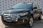 2013 Ford Edge Edge SEL AWD, Leather, NAV, Roof in Welland, Ontario