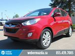 2011 Hyundai Tucson LIMITED AWD - GREAT VALUE - NO FEES - WE FINANCE in Edmonton, Alberta