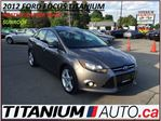 2012 Ford Focus Titanium+GPS+Bluetooth+Back Up Sensors+Sony Sound+ in London, Ontario
