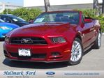 2014 Ford Mustang V6 Premium Convertible w Leather, Pony Pkg, Auto in Surrey, British Columbia