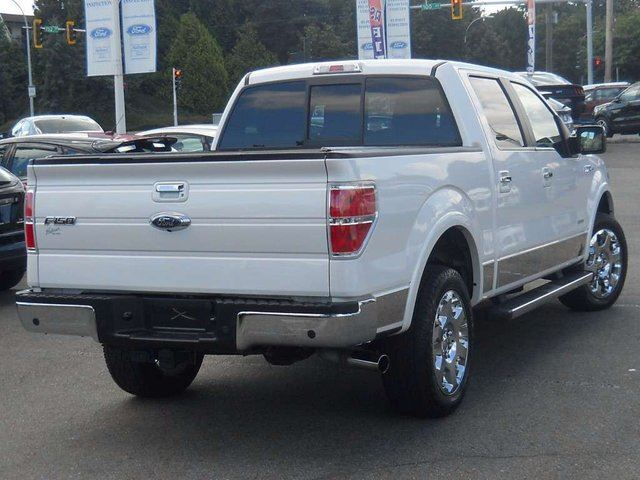 2012 ford f 150 lariat 4x4 supercrew ecoboost w nav. Black Bedroom Furniture Sets. Home Design Ideas
