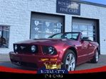2006 Ford Mustang GT Convertible Red Leather V8 in Guelph, Ontario