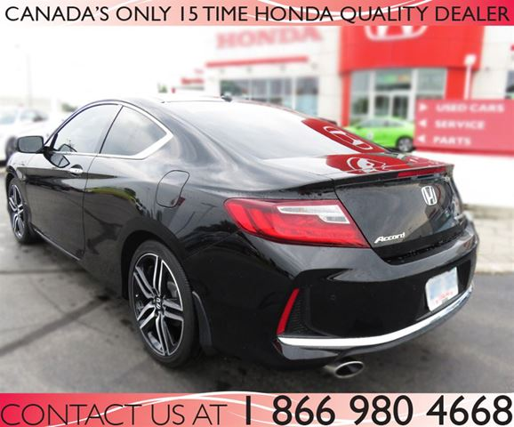 2016 honda accord coupe v6 touring navigation tint hamilton ontario car for sale 2547086. Black Bedroom Furniture Sets. Home Design Ideas