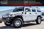 2005 HUMMER H2 4x4 Sunroof Bluetooth Leather Heated Seat R-Start 17Alloy Rims in Bolton, Ontario