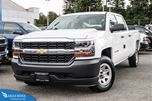 2016 Chevrolet Silverado 1500 WT V8 4x4 with air conditioning in Coquitlam, British Columbia