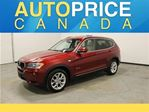 2013 BMW X3 NAVIGATION TECK PKG PANOROOF in Mississauga, Ontario