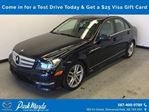 2013 Mercedes-Benz C-Class 300 4MATIC AWD, Leather, Moon, in Sherwood Park, Alberta