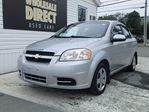 2009 Chevrolet Aveo SEDAN LS 1.6 L in Halifax, Nova Scotia