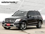 2013 Mercedes-Benz GLK-Class Navigation, Leather and More!  in Waterloo, Ontario