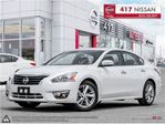 2014 Nissan Altima 2.5 SL //LEATHER // SUNROOF // in Ottawa, Ontario