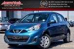 2015 Nissan Micra S Keyless_Entry CLEAN CARPROOF Bluetooth AirConditioning Power Opts. in Thornhill, Ontario