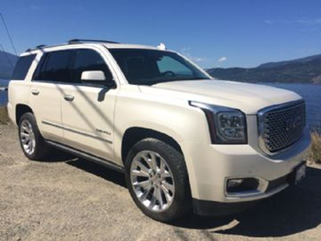 2015 gmc yukon denali white lease busters. Black Bedroom Furniture Sets. Home Design Ideas