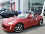 2016 Nissan 370Z Sport Touring w/Black Top Roadster in Mississauga, Ontario