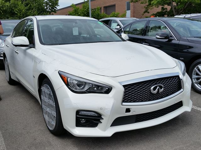2016 infiniti q50 awd white woodchester nissan and. Black Bedroom Furniture Sets. Home Design Ideas