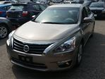 2013 Nissan Altima 2.5 SL Leather seat Back Camera Sunroof  in Mississauga, Ontario