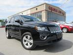 2015 Jeep Compass HIGH ALTITUDE, LEATHER, ROOF, 16K! in Stittsville, Ontario