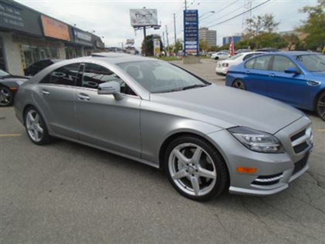 Used 2014 mercedes benz cls class v 8 cy 550 4matic for 2014 mercedes benz cls class cls550 4matic
