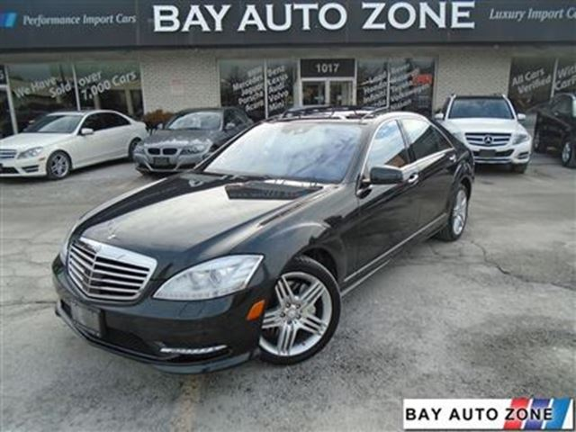 2013 mercedes benz s class s550 4matic amg sport pkg for Mercedes benz 2013 s550