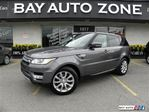 2014 Land Rover Range Rover Sport V6 HSE+ NAVIGATION+ REAR AND SIDE CAMERA in Toronto, Ontario