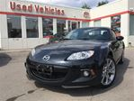 2015 Mazda MX-5 Miata  CONV -  LEATHER / HEATED FRONT SEATS / KEYLESS in Toronto, Ontario