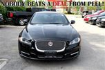 2014 Jaguar XJ Series XJ SUPERCHARGED PORTFOLIO CERTIFIED & E-TESTED!**SUMM in Mississauga, Ontario