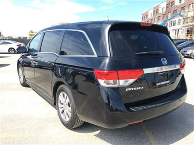 2014 honda odyssey ex w res toronto ontario used car for sale 2549559. Black Bedroom Furniture Sets. Home Design Ideas