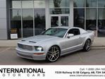 2007 Ford Mustang GT! LOW KMS! NICE UPGRADES! in Calgary, Alberta