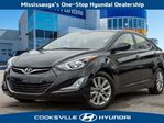 2016 Hyundai Elantra Sport Appearance in Mississauga, Ontario