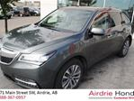 2014 Acura MDX Technology Package *Clean Carproof, Local* in Airdrie, Alberta