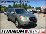 2009 Hyundai Santa Fe AUX & USB+Cruise & Traction Control+One Owner+Keyl in London, Ontario