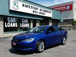 2015 Chrysler 200 S W/ LEATHER in Ottawa, Ontario