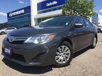 2014 Toyota Camry LE  POWER OPTION  BACKUP CAM  NO ACCIDENT in Oakville, Ontario