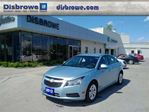 2012 Chevrolet Cruze LT Turbo  Low Mileage, Accident-Free, Trade-In in St Thomas, Ontario