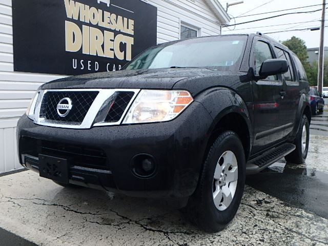 2009 NISSAN PATHFINDER SUV LE 4WD 7 PASSENGER 4.0 L in Halifax, Nova Scotia