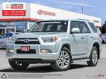 2013 Toyota 4Runner SR5 V6 Competition Certified, One Owner, No Accidents, Toyota Serviced in London, Ontario